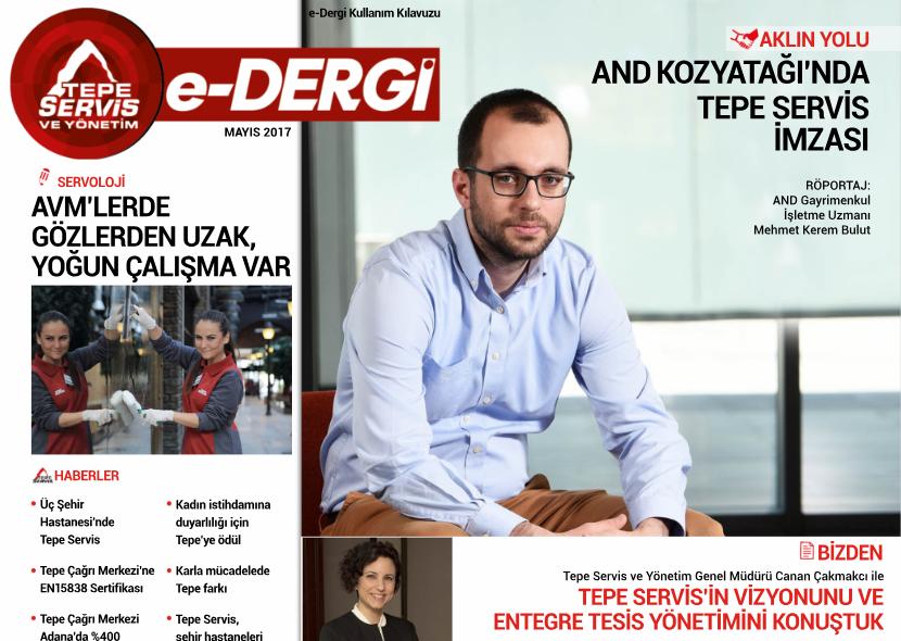 E-Dergi - 01
