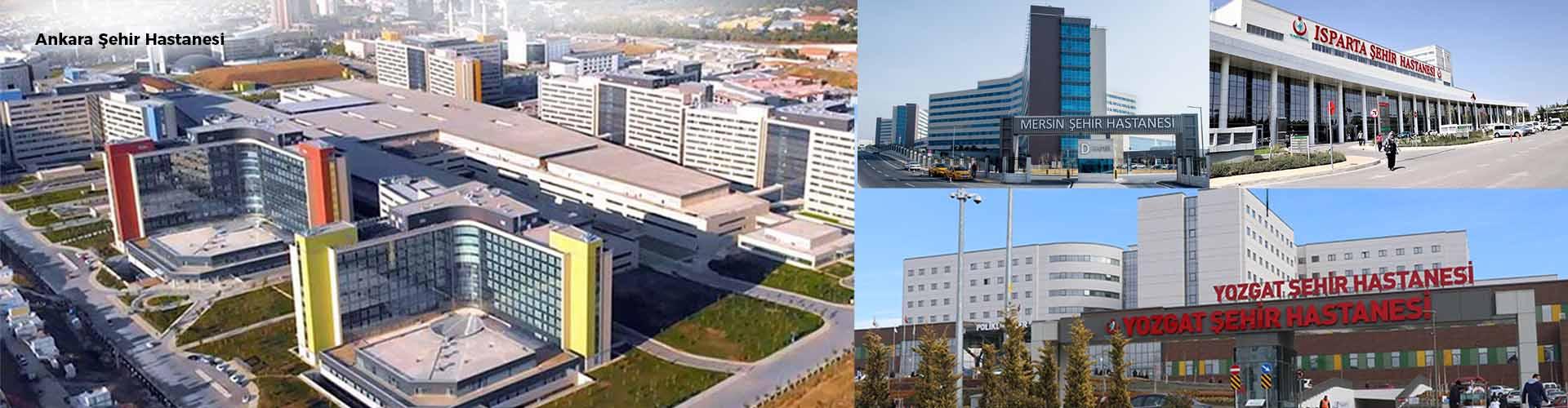 Hastane Destek Hizmetleri - TR 2019