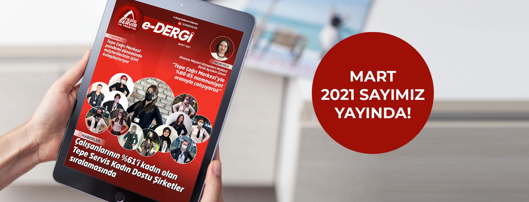 Eylül 2020 Sayımız Yayında