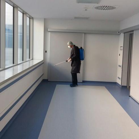 Hastane Destek Hizmetleri Pest Kontrol İlaçlama Hizmeti