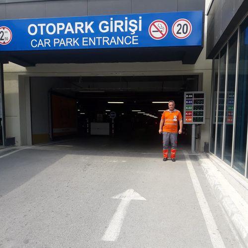 Hastane Otopark Yönetimi Hizmeti