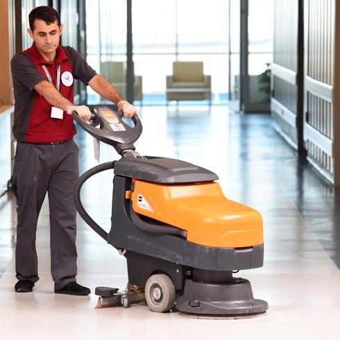 Temizlik ve Oda Destek Hizmetleri - Tepe